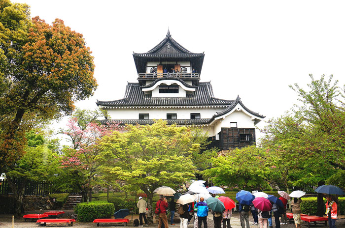 犬山城 写真