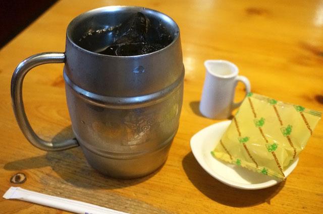 コメダ たっぷりアイスコーヒーの写真