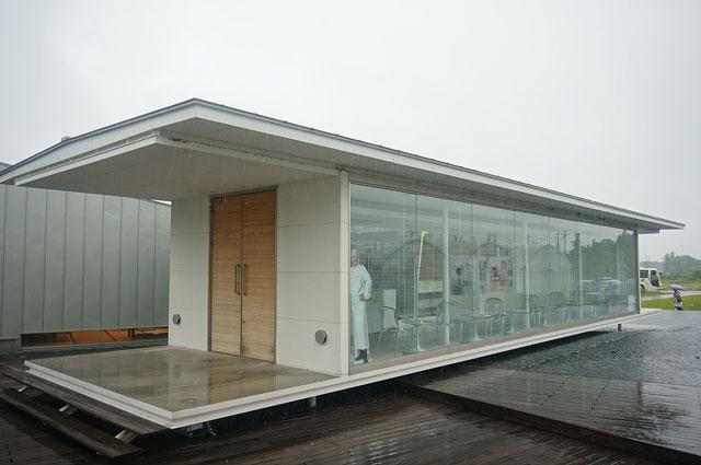 アクアイグニス 建物 建築 写真
