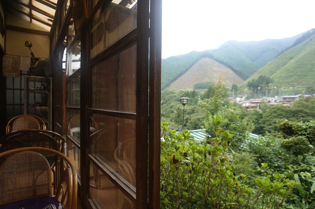 青梅 御嶽山 自然