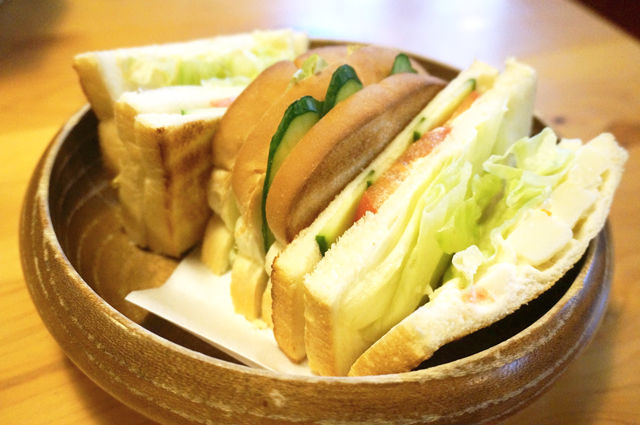 コメダ珈琲店 ポテサラトースト
