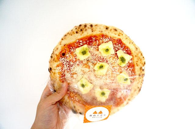 森山ナポリ 宅配ピザ マルゲリータ