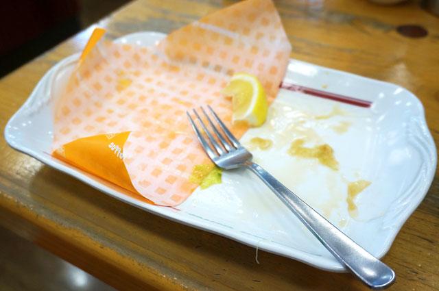 コメダ珈琲の500円ランチのたまとまレタスサンドを完食