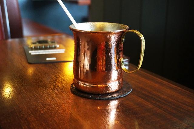 星乃珈琲のアイスコーヒー
