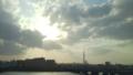 [景色]船堀橋とスカイツリー