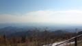 [旅行][景色]美ヶ原高原から見た関東方向