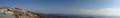 [旅行][景色]美ヶ原高原から見た景色 パノラマ写真