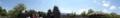 [旅行][風景][景色]松本城パノラマ写真