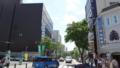 [旅行][風景]松本市街地メイン通り