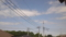 雲やや多めの朝