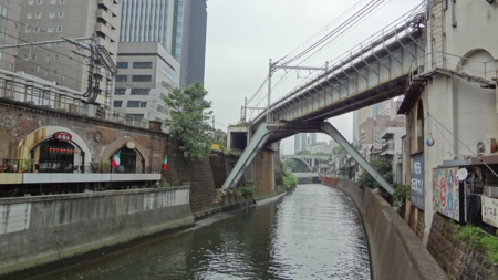 昌平橋からの神田川(御茶ノ水方向)