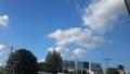 [風景][そら]ほぼ晴天に近い青空