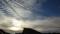 綺麗な雲のアート