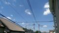 [風景][そら]午前中の青空
