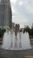 [風景]山下公園の噴水