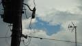 [風景][そら]雲の隙間から青空