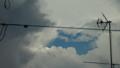 [風景][そら]雲の隙間から青空 2