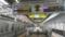 新越谷駅 電車と時刻表