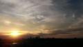 [風景][夕日][そら]緑区からさいたま新都心