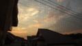 [風景][夕日][そら]今日も綺麗な夕空