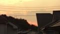 [風景][夕日]沈んでいく太陽