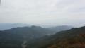 [風景][景色][そら]堂平山 長瀞・神流湖方面の景色