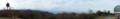 [風景][景色][そら]堂平山から秩父市方向の景色 パノラマ