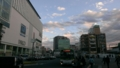 [風景][そら]浦和駅東口ロータリー