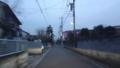 [風景]市道みたいな県道