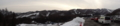 [風景][景色][季節][パノラマ]スキー場の駐車場から
