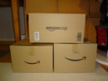 [未分類]Amazonの箱