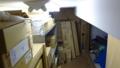 [未分類]倉庫内を整理中