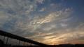 [風景][夕日]とっても綺麗な夕空