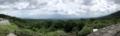 那須高原展望台からの景色