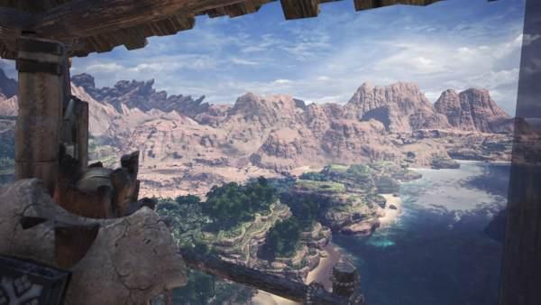 PS4、Xbox ONEと比較(モンスターハンター・ワールド※イメージ)