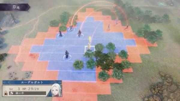3Dグラフィックによる新しいマップ