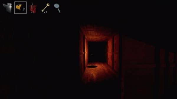 暗く先の見えない廊下