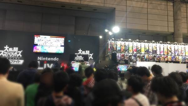 幕張メッセ Nintendo Live 2018