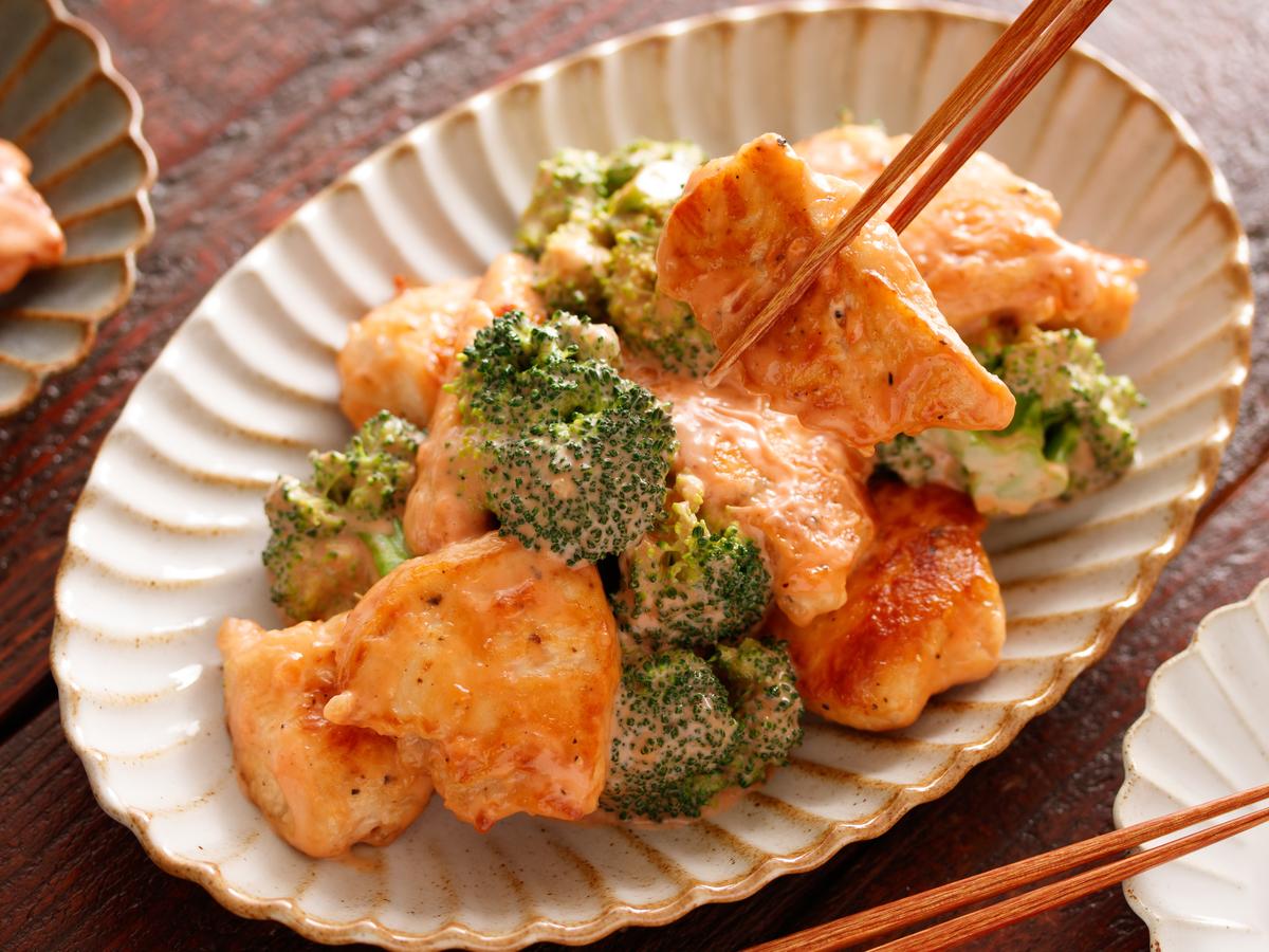 位 肉 人気 胸 鶏 レシピ 1