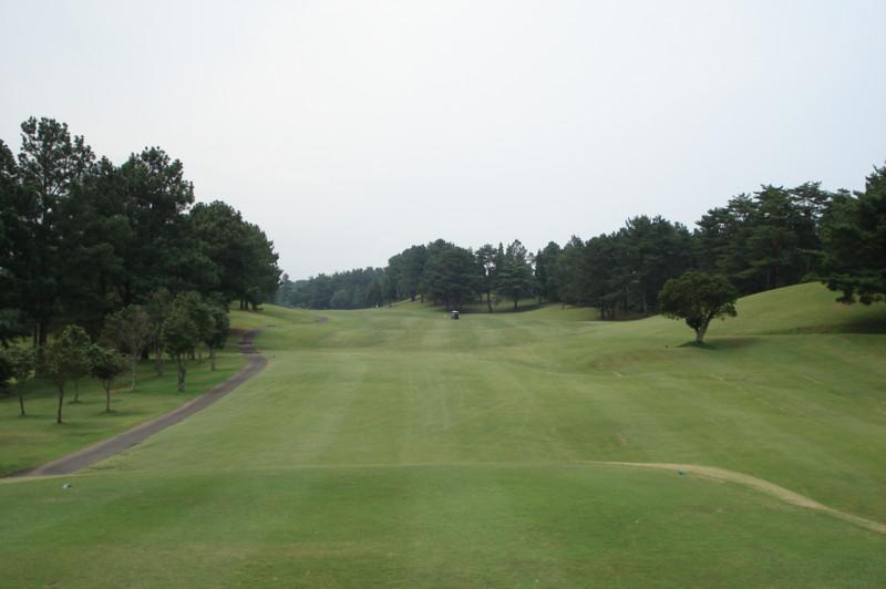別府の森ゴルフ倶楽部 西1番