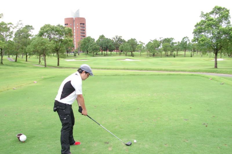 愛和宮崎ゴルフクラブ 11番