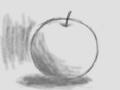 絵心教室の作品 りんご
