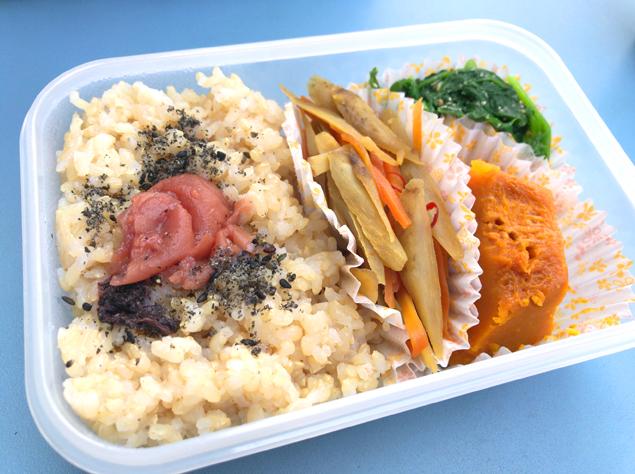 genmai_lunch
