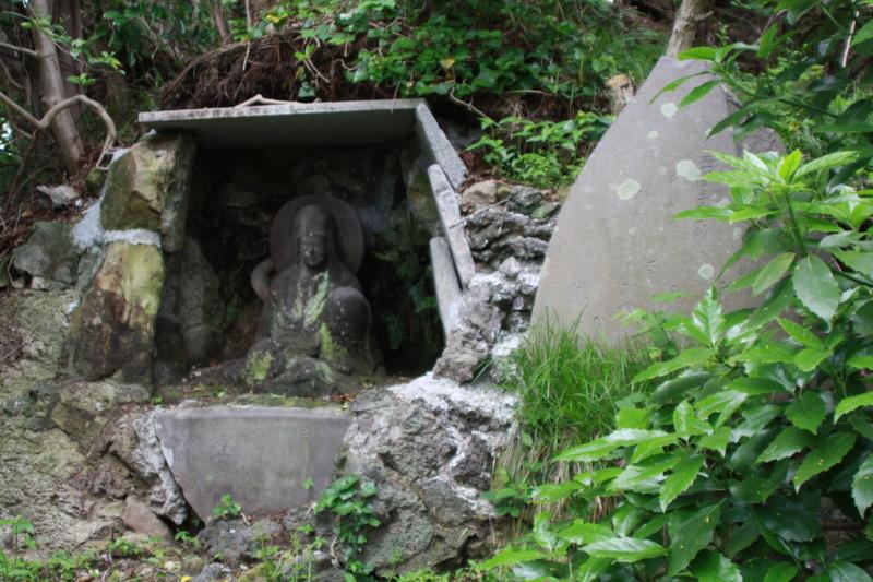 王城山墳墓 エントランス