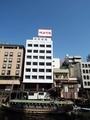 神田川から昆虫大学ビル
