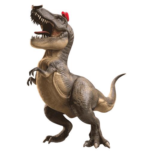 恐竜にもなれちゃう!