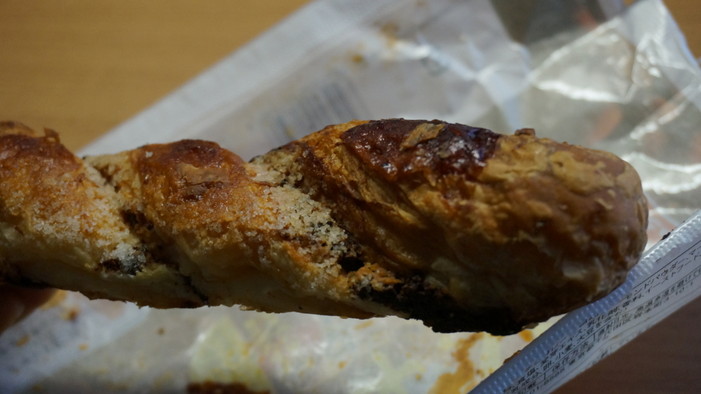 ヤマザキ パン・オ・ショコラ 表面2