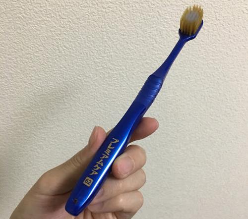 ちょっといい歯ブラシ