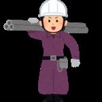 大工の女性