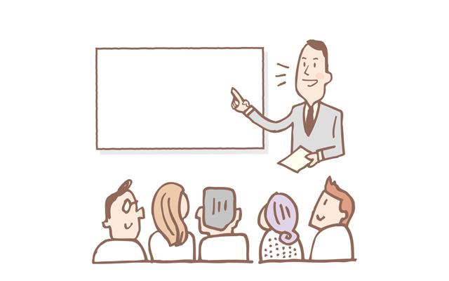 教える人と教えられる人